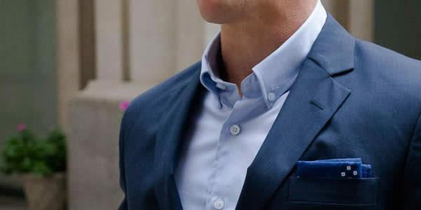 美式纽扣领衬衫