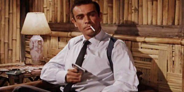 电影《007》肖恩康纳利版本