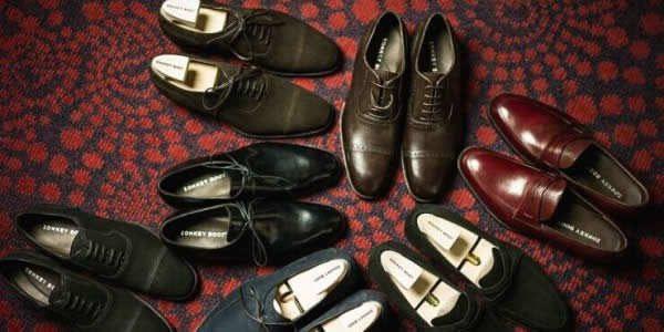 皮鞋氛围图