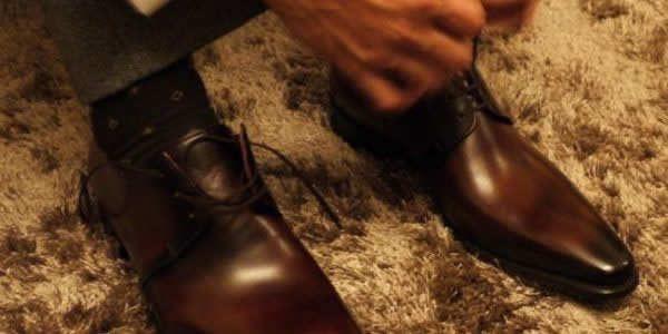 德比鞋氛围图