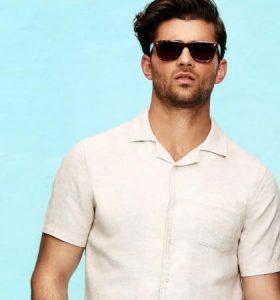 除了POLO、硬领短袖,男士夏天还能穿什么?