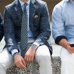 男装里有哪些必备的单品?