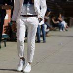 为什么小白鞋这么美?