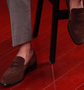 乐福鞋(Loafer)