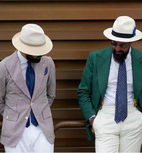 夏季最实用又好看的男生配饰 —— 草帽