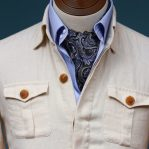 猎装夹克(Safari Jacket)— 绅士野外运动装