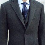 暖暖身吧,西装也能厚似大衣