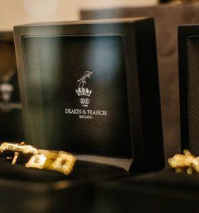 百年英伦:Deakin & Francis 袖扣