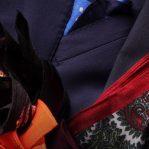 绅士羊毛口袋巾