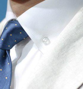 穿出常青藤学院风?少了这件衬衫可不行。