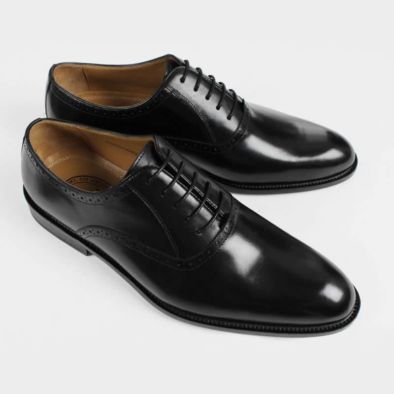 Eabri内缝工皮鞋