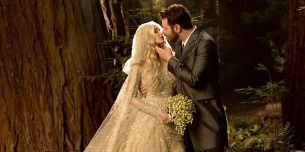 魔戒主题婚礼