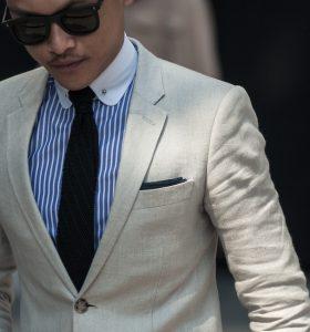 衬衫的领型