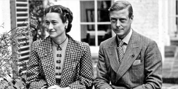 温莎公爵和辛普森夫人