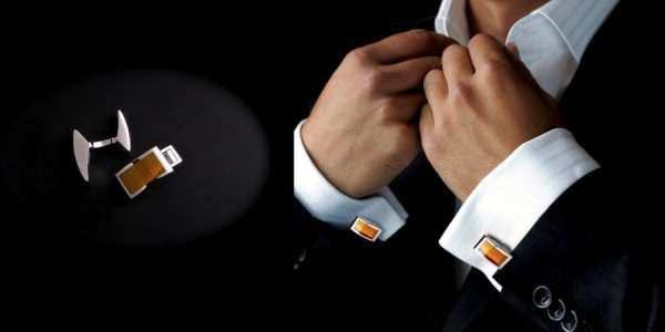 法式衬衫和袖扣